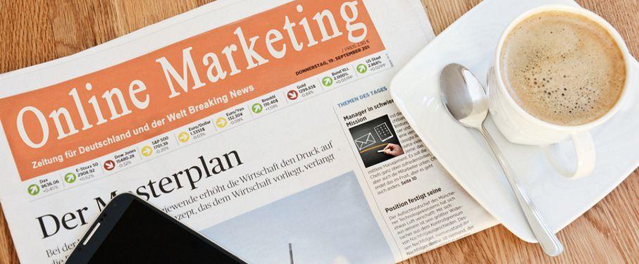 Vermarktung & Vertrieb mit Online-Marketing